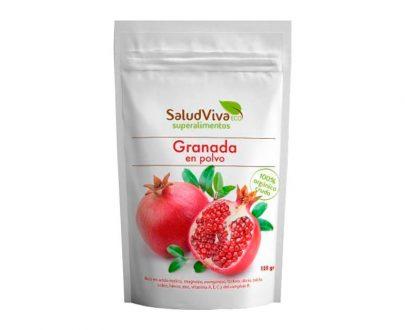 Granada en polvo eco superalimentos Salud Viva