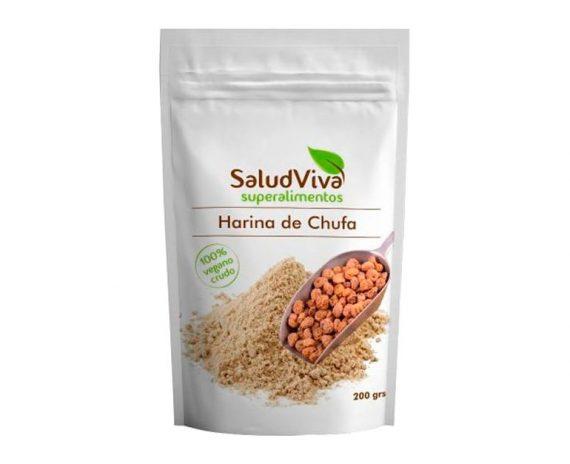 Harina de Chufa superalimentos Salud Viva