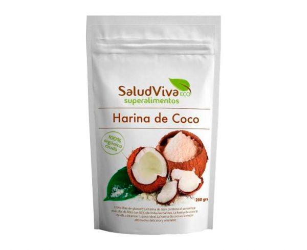 Harina de Coco eco Salud Viva