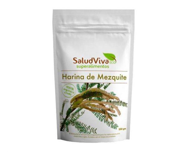 Harina de Mezquite en polvo eco Salud Viva