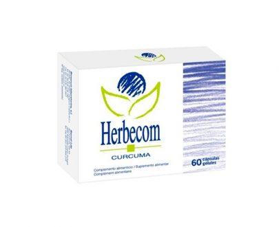 Herbecom curcuma cápsulas Bioserum