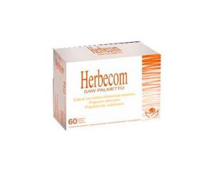 Herbecom Saw Palmetto cápsulas Bioserum