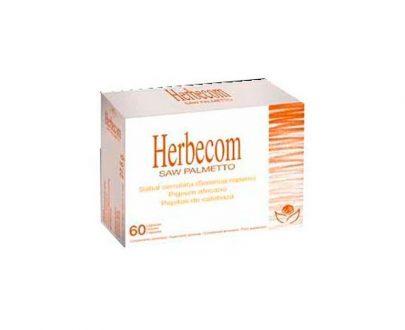 Herbecom Saw Palmetto cápsulas Bioserum