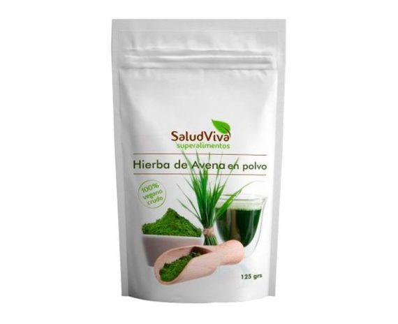 Hierba de Avena en polvo Salud Viva