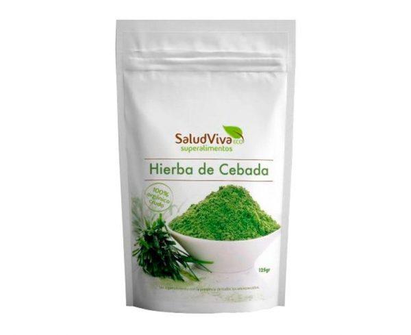 Hierba de Cebada en polvo eco Salud Viva