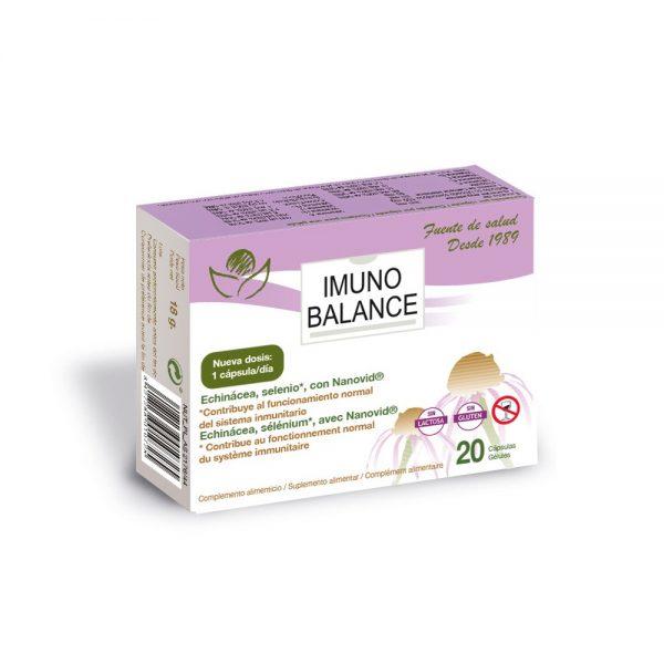 Imunobalance cápsulas Bioserum