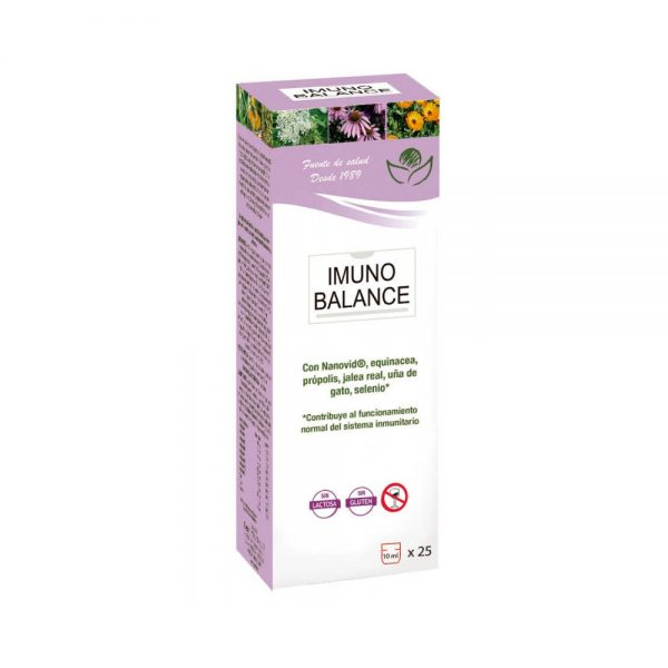 Imunobalance jarabe Bioserum