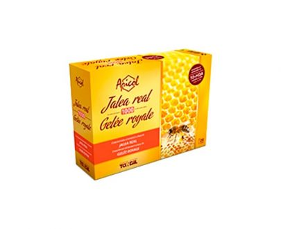 Jalea Real 1000 mg viales Tongil