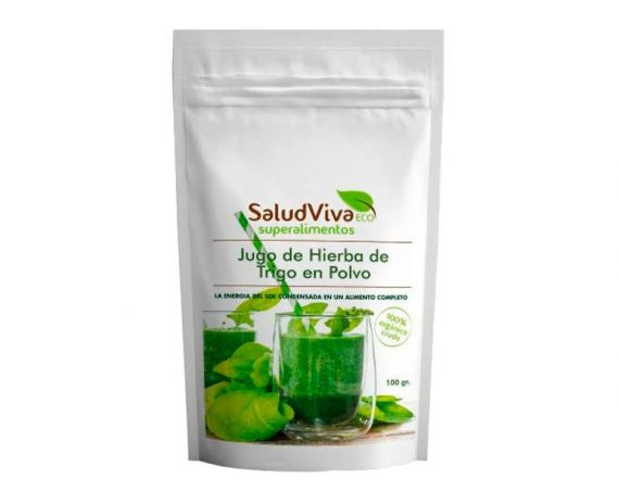 Jugo de hierba de trigo en polvo eco Salud Viva