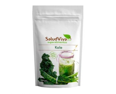 Kale Col Rizada superalimentos Salud Viva