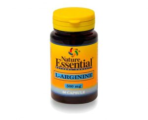 L-Arginina cápsulas Nature Essential