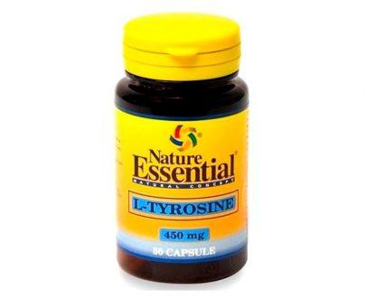 L-Tyrosina cápsulas Nature Essential