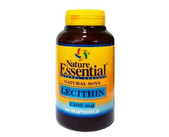 Lecitina de Soja perlas Nature Essential
