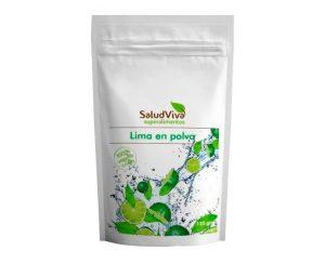 Lima en polvo superalimentos Salud Viva