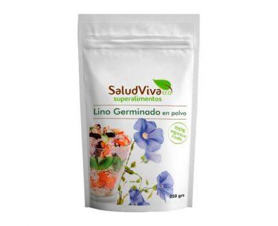 Lino Germinado eco superalimentos Salud Viva