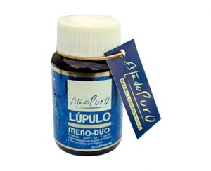 Lúpolo Meno-Duo cápsulas Tongil