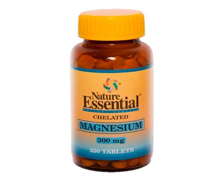 Magnesio quelado comprimidos Nature Essential