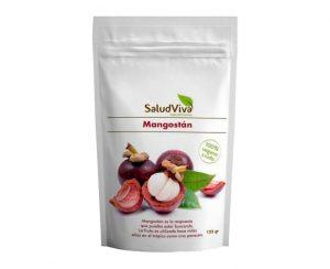 Mangostan Polvo superalimentos Salud Viva