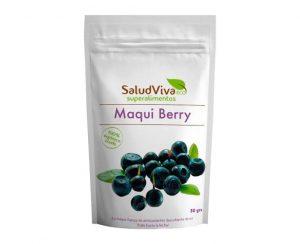Maqui Berry en Polvo eco superalimentos Salud Viva