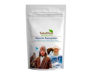 Mezcla Kazajistan superalimentos Salud Viva