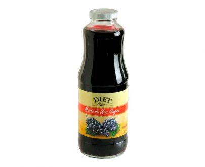Mosto uva negra Diet Radisson