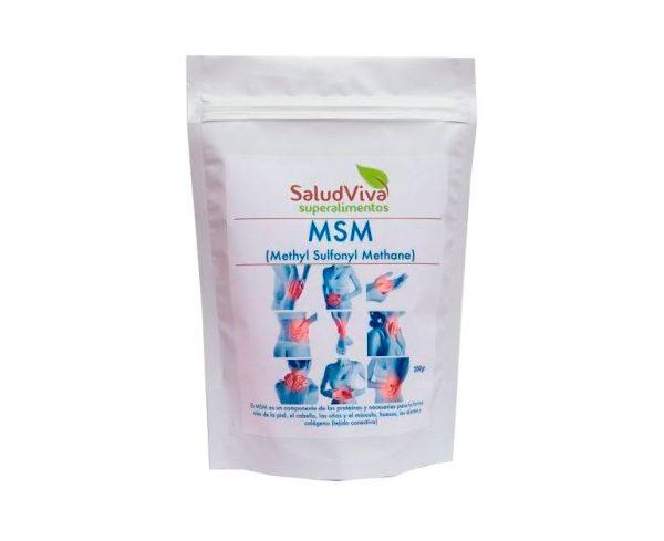 MSM superalimentos Salud Viva