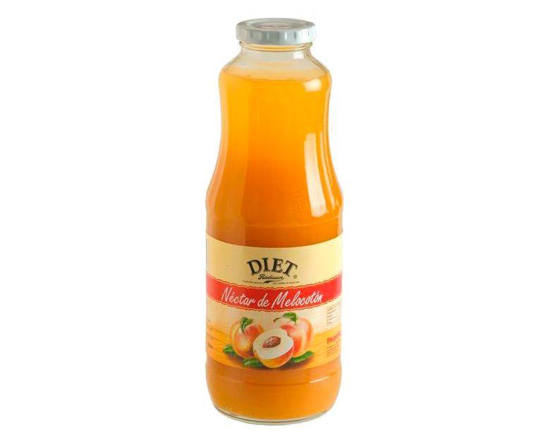 Néctar de melocotón Diet Radisson