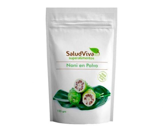 Noni en Polvo eco superalimentos Salud Viva