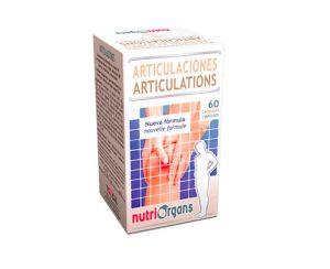 Nutriorgans Articulaciones cápsulas