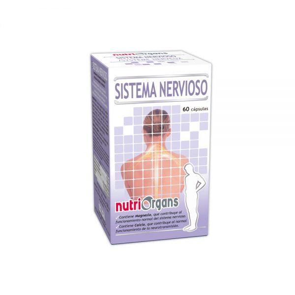 Nutriorgans Sistema Nervioso cápsulas