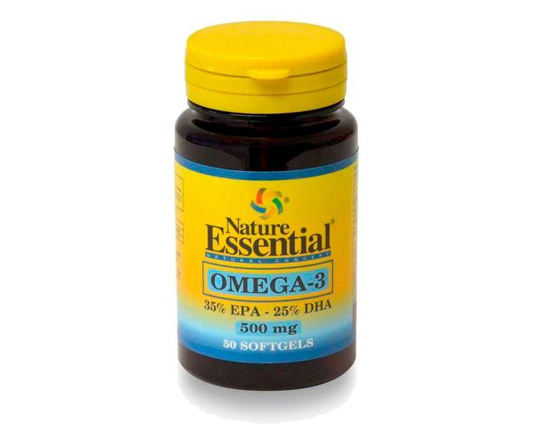 Omega 3 perlas Nature Essential