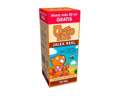 Osito Sanito Jalea Real jarabe Tongil