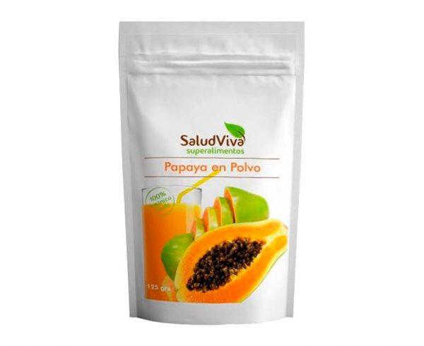 Papaya en Polvo superalimentos Salud Viva