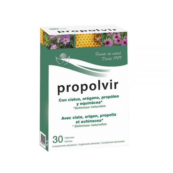 Propolvir comprimidos Bioserum