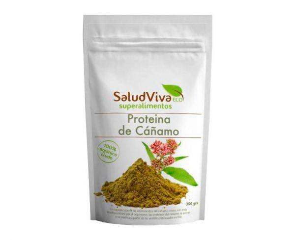 Proteina de Cáñamo superalimentos Salud Viva