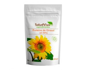 Proteina de Girasol superalimentos Salud Viva