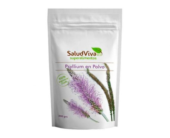 Psyllium en polvo superalimentos Salud Viva