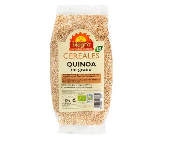 Quinoa en grano bio Biográ
