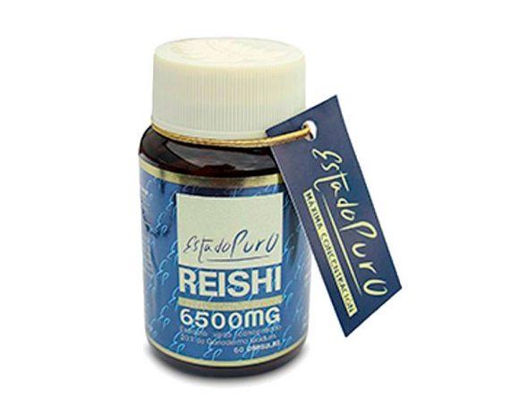 Reishi 6500 mg cápsulas Tongil
