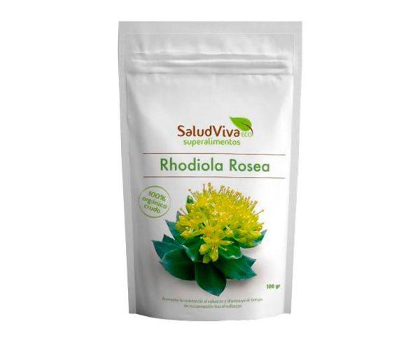 Rhodiola Rosea en polvo superalimentos Salud Vida