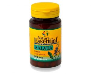 Salvia cápsulas Nature Essential