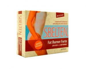 Sbelten Fat Burner Forte con L Metionina