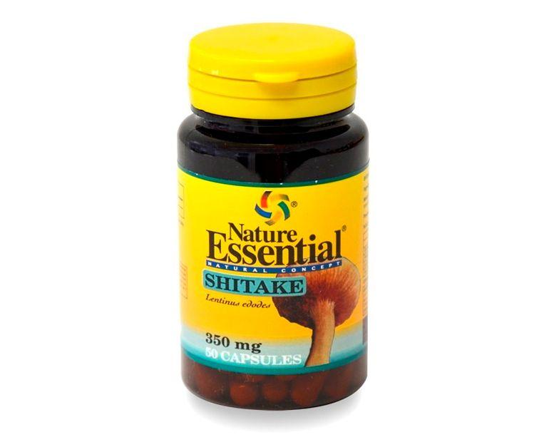 Shitake cápsulas Nature Essential