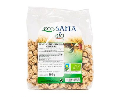 Soja textu gruesa bio Ecosana
