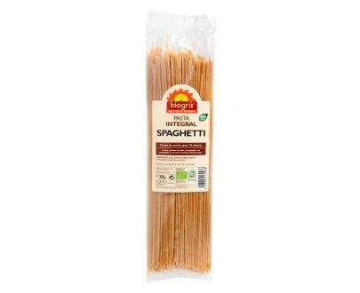 Spaguetti pasta integral bio Biográ