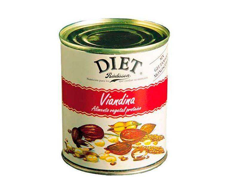 Viandina vegetal Diet Radisson