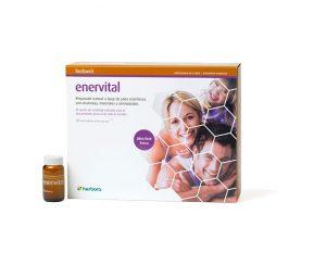Enervital herbovit viales