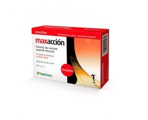 Maxacción Enerline cápsulas