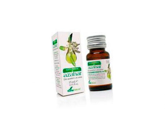 Azahar aceite esencial Soria Natural