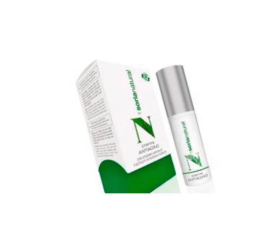 Crema facial antiaging Soria Natural